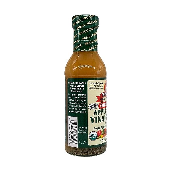 Organic Apple Cider Vinaigrette, 12 fl oz 4