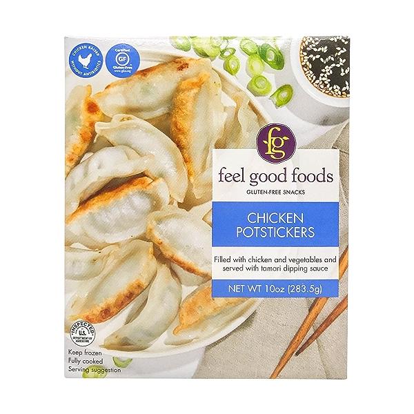 Gluten Free Chicken Dumplings, 10 oz 1