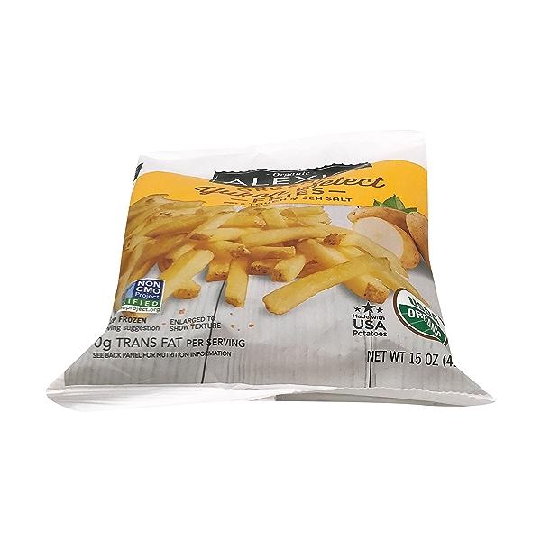 Organic Yukon Select Fries, 15 oz 4