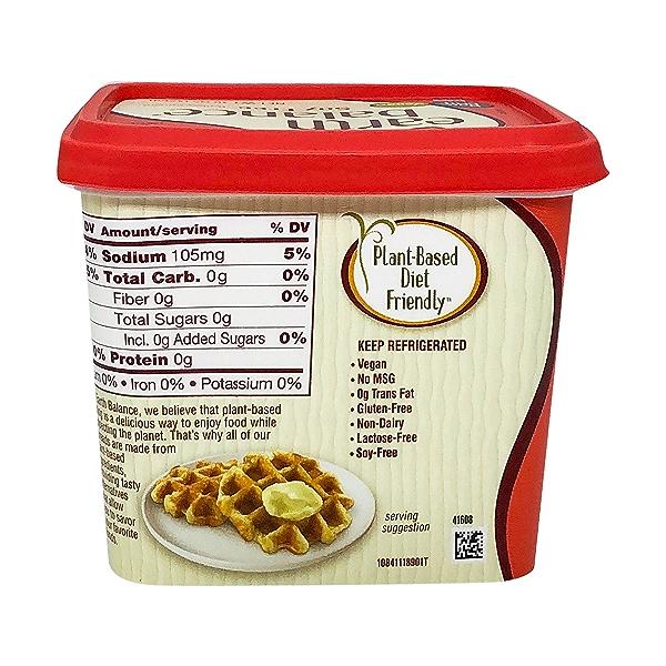 Soy Free Buttery Spread, 15 oz 3