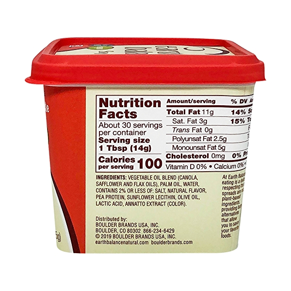 Soy Free Buttery Spread, 15 oz 2