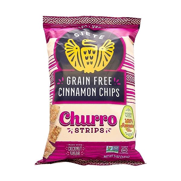 Grain Free Churro Strips, 5 oz 1