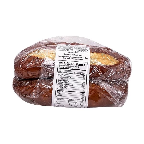 Hot Dog Pretzel Buns, 16 oz 2