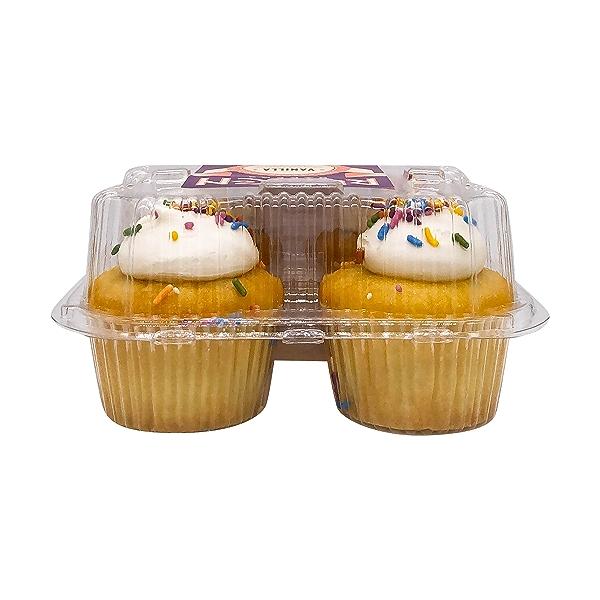 Vanilla Cupcakes, 10 oz 5