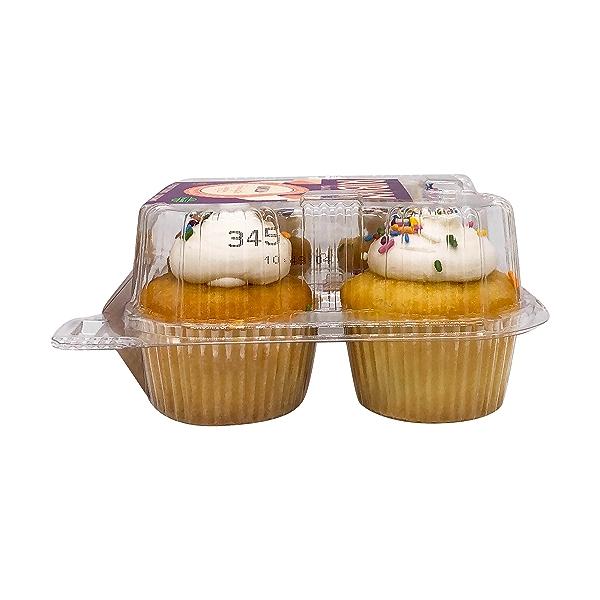 Vanilla Cupcakes, 10 oz 4