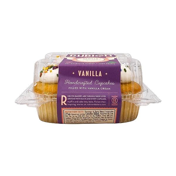 Vanilla Cupcakes, 10 oz 2
