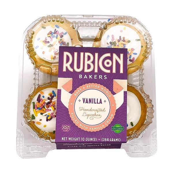 Vanilla Cupcakes, 10 oz 1