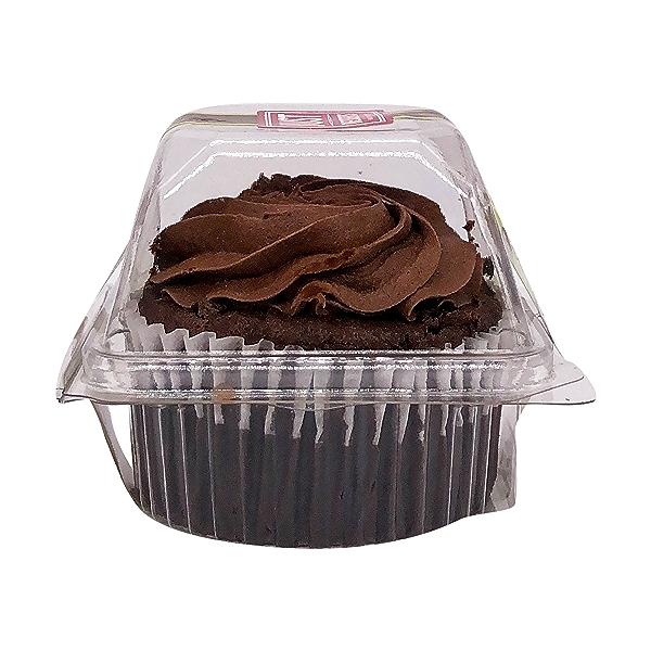 Vegan Midnight Chocolate Cupcake, 4 oz 5