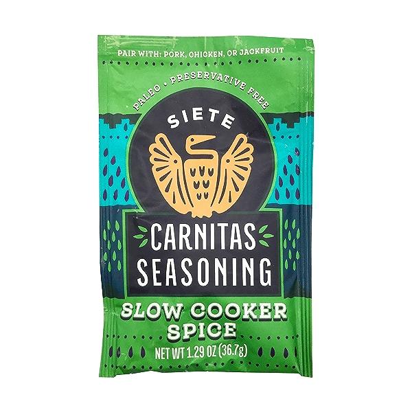 Carnitas Seasoning, 1.29 oz 1