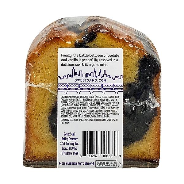 Marble Pound Cake, 14 oz 3