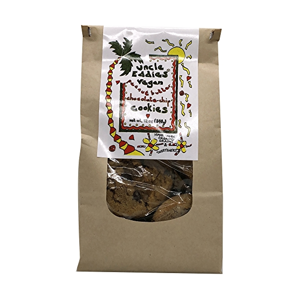 Peanut Butter Chocolate Chip Cookies, 12 oz 1