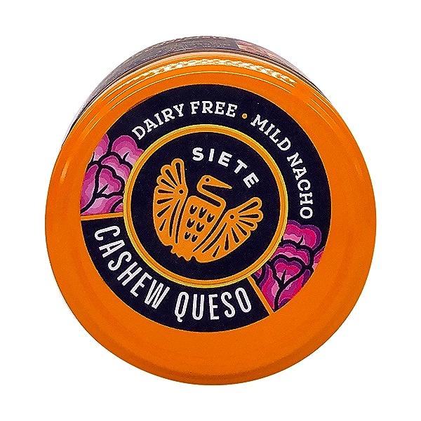 Mild Nacho Cashew Cheese Dip, 10.8 oz 5