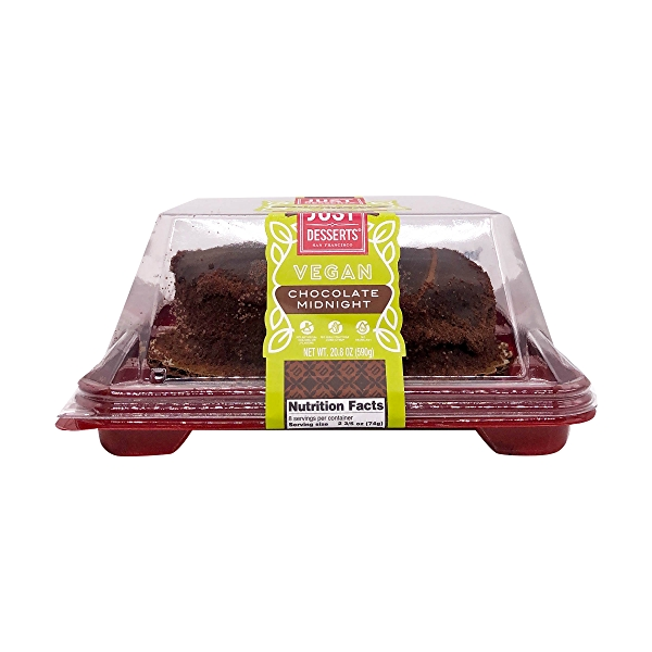 Vegan Chocolate Midnight Cake, 20.8 oz 1