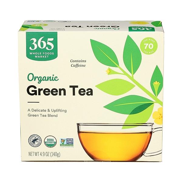 Organic Green Tea, 4.9 oz 2