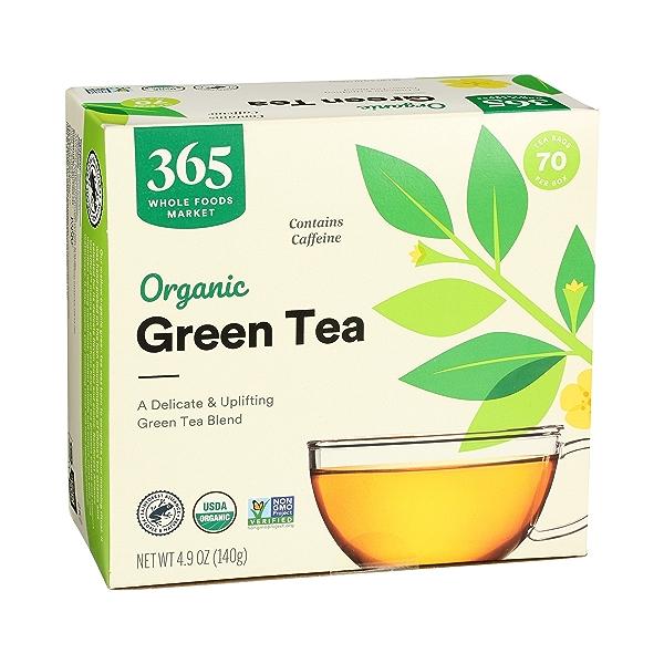 Organic Green Tea, 4.9 oz 3