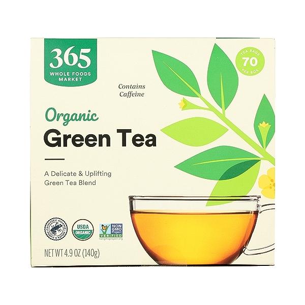 Organic Green Tea, 4.9 oz 1