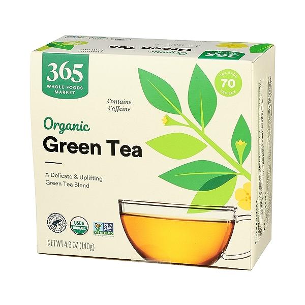 Organic Green Tea, 4.9 oz 4