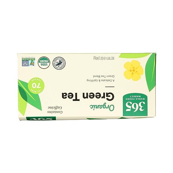 Organic Green Tea, 4.9 oz 6