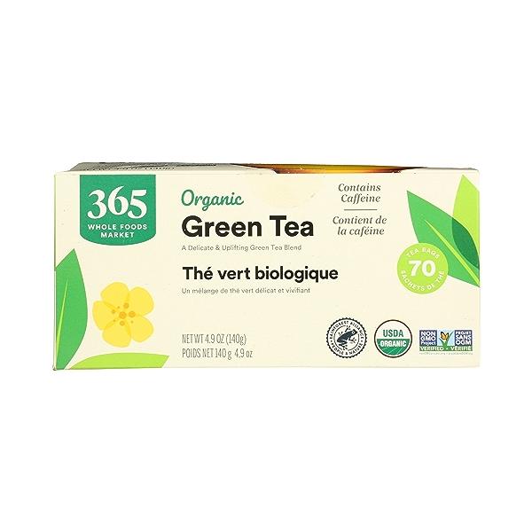 Organic Green Tea, 4.9 oz 9