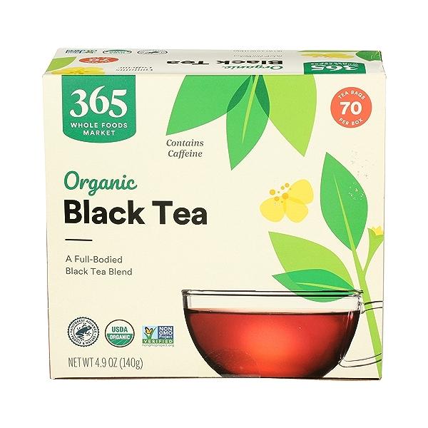 Organic Black Tea, 4.9 oz 2
