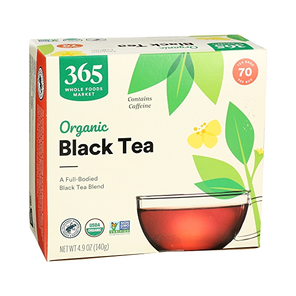 Organic Black Tea, 4.9 oz 3