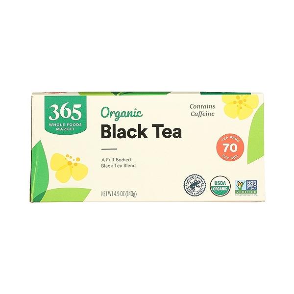 Organic Black Tea, 4.9 oz 6
