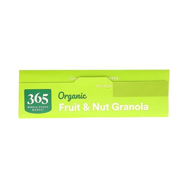 Organic Fruit & Nut Granola, 17 oz 6