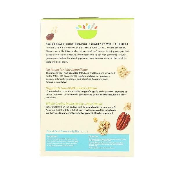 Organic Fruit & Nut Granola, 17 oz 7