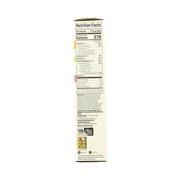 Organic Fruit & Nut Granola, 17 oz 8