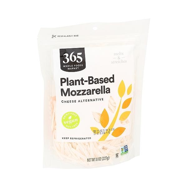 Non-dairy Mozzarella Cheese Shreds 2