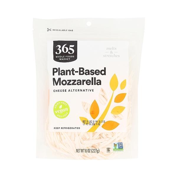 Non-dairy Mozzarella Cheese Shreds 3