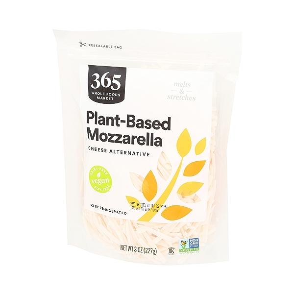 Non-dairy Mozzarella Cheese Shreds 4