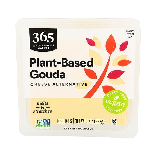 Non-dairy Gouda Cheese Slices, 8 oz 2