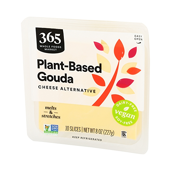 Non-dairy Gouda Cheese Slices, 8 oz 4