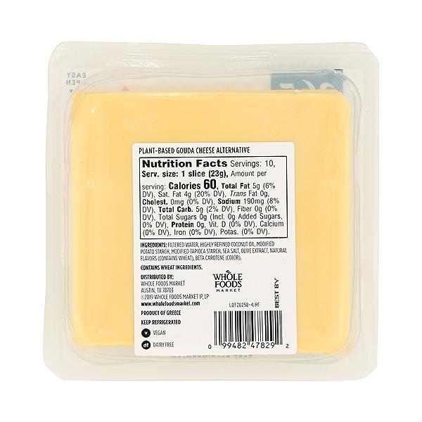 Non-dairy Gouda Cheese Slices, 8 oz 7