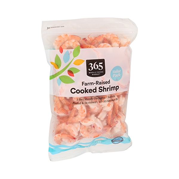 Cooked Shrimp 41-55 Count 2