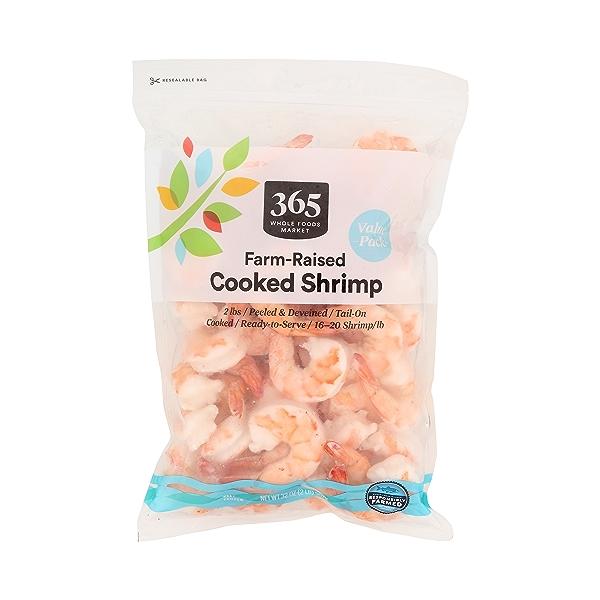 Cp Shrimp Farm Raised Cooked Tail On 16 20 Fl Oz 3