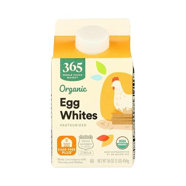 Organic Cage Free Liquid Egg Whites, 16 oz 3