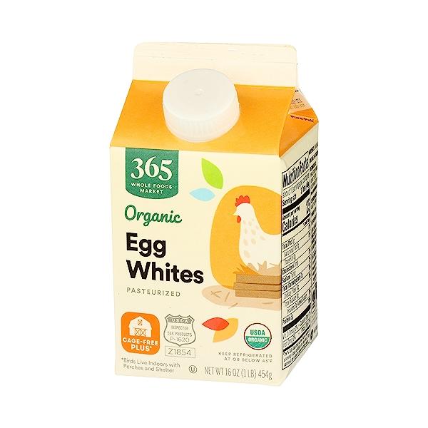 Organic Cage Free Liquid Egg Whites, 16 oz 4