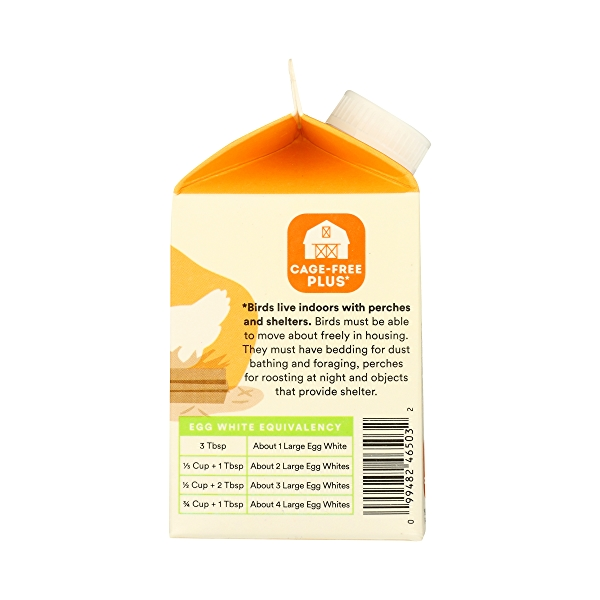 Organic Cage Free Liquid Egg Whites, 16 oz 5