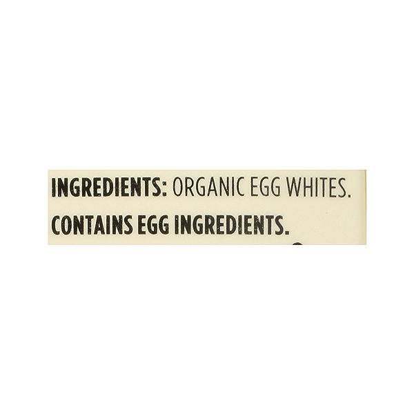 Organic Cage Free Liquid Egg Whites, 16 oz 12