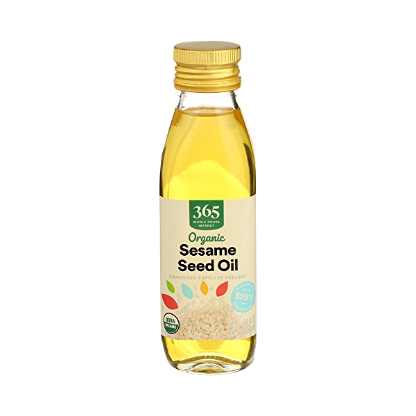 Sesame Seed Oil, 8.4 fl oz 2
