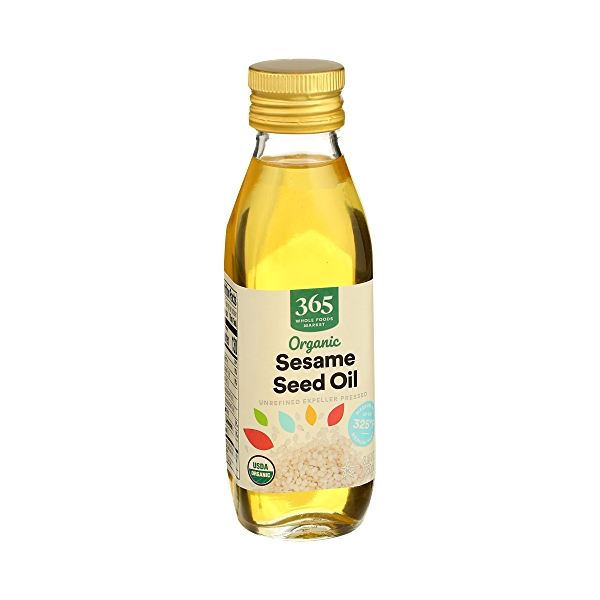 Sesame Seed Oil, 8.4 fl oz 3