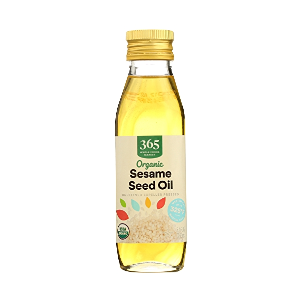Sesame Seed Oil, 8.4 fl oz 1