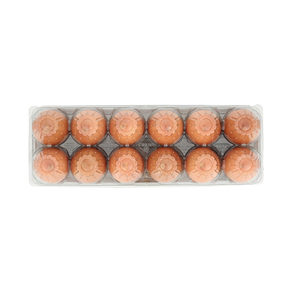 Organic Large Brown Grade A Eggs, 12 Count 7