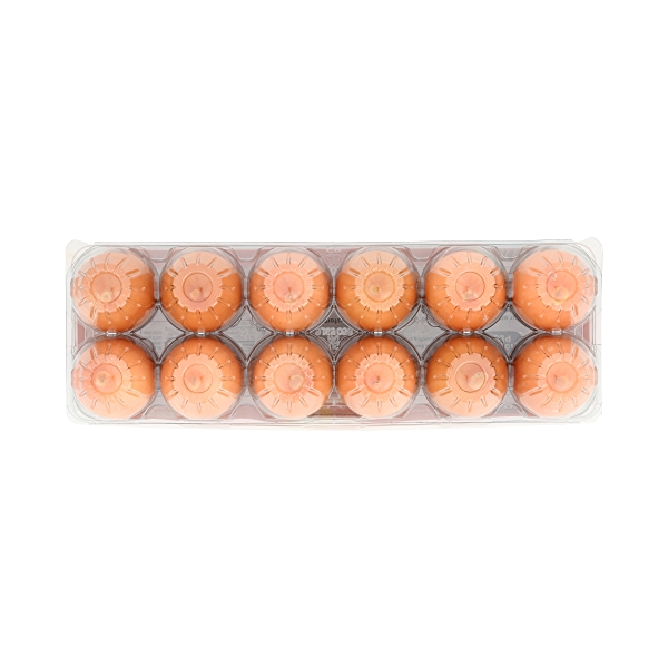 Large Brown Grade A Eggs, 12 Count 4