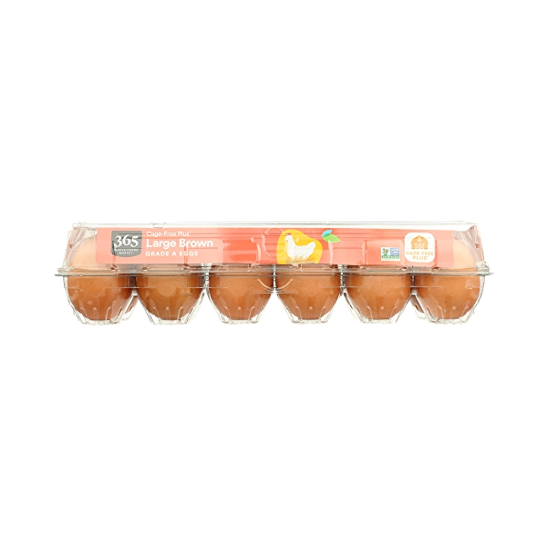 Large Brown Grade A Eggs, 12 Count 6