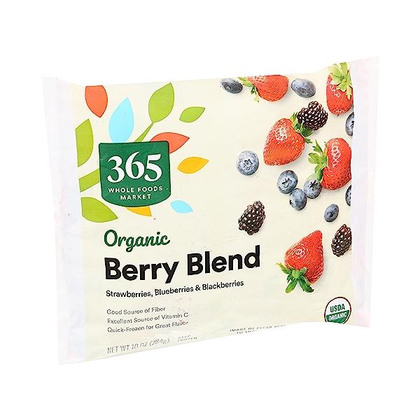 Organic Berry Blend Frozen Fruit 3