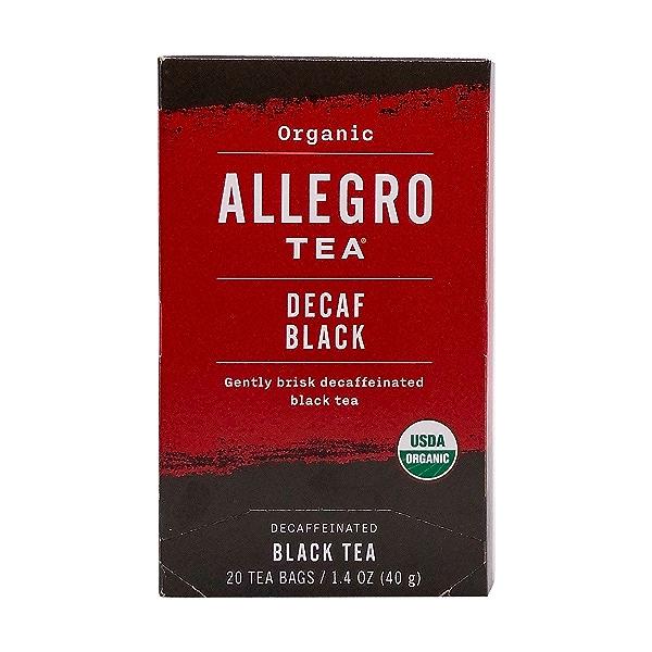 Organic Decaf Black Tea, 1.4 oz 3