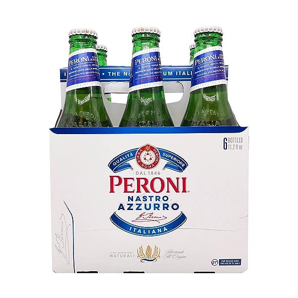 Nastro Azzuro, 6 bottles 1